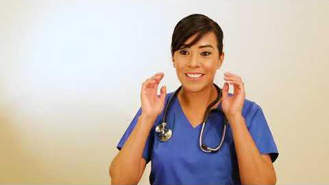 Embedded thumbnail for Students talk nursing clinicals and dress code!